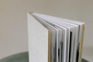 Ansicht der Seiten des Hochzeitsalbum «PIKA BOOK», Alexandra Kapser - Hochzeitsalbum