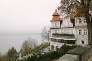 Das Tegernsee mit dem Blick auf den See, Alexandra Kasper - Hochzeitsfotograf Tegernsee